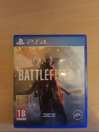 BATTLEFIELD 1 PER PS4 Velletri, 00049