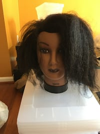 Cosmetology Mannequin Training Head  ODENTON