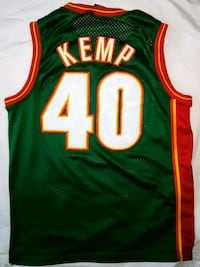 Embroidered Shawn Kemp #40 Nike Jersey Size M Columbia Heights, 55421