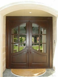 Front Double Entry Exterior Door  Chicago