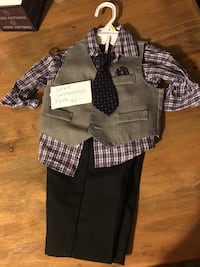 3-6 mo suit