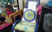 Blue Rocking Chair  D'Iberville, 39540