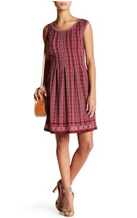 BCBG Fit and Flare dress size M  Dallas, 75206
