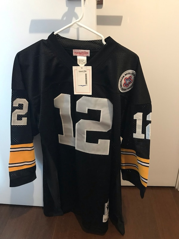 low priced d9b96 d9a01 Pittsburgh Steelers Terry Bradshaw Jersey