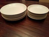Dinner and Side Plate Set Mississauga, L5A 2T8