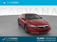 2012 *Honda* *Accord* EX-L Coupe 2D coupe Red Phoenix