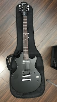 Epiphanies les Paul special 2 (new) with amp and case. Willing to trade with a gopro Surrey, V3S 0T9