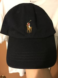 Used black and yellow Polo Ralph Lauren cap for sale in Port ... e53045d9dde