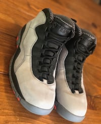 Cool Grey 10s, Size 12.5, Worn Once (No Scuffs)