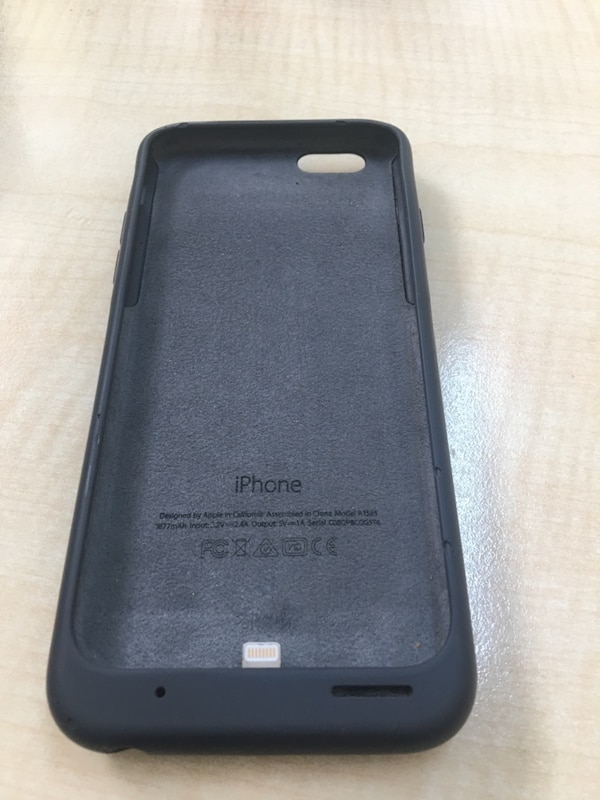İphone 6-6S Smart Battery Case