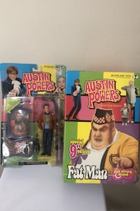 Austin Powers SET. West Orange, 07052