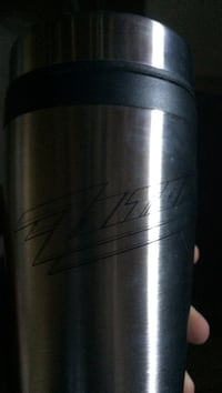 stainless steel tumbler St. Thomas