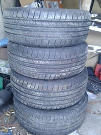 Ms932 sport tires  Barrie, L4N 8K8