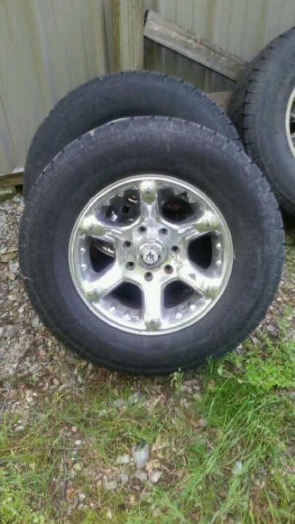 Ford F150 Bolt Pattern >> 17inch Rims Tires For Ford F150 Hd