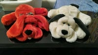 (KIDS OF AMERICA CORP.) 2 STUFFED DOGS FOR SALE!!! Tempe, 85284