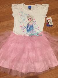 Disney Frozen dress new with tags size 6x Haughton, 71037