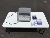Brother SX-4000 Electric Typewriter w/two ribbons West Windsor Township, 08550