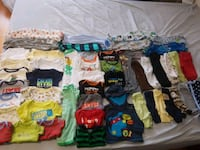 Boys 0-3m Lot (49 Pieces) Mississauga, L5R 0A9