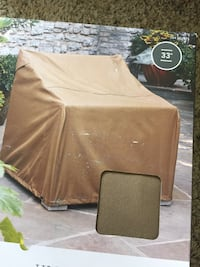 Patio chairs cover