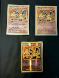 Charizard Holo (Mint Condition)
