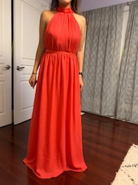 Brand New with tags evening dress from TOP SHOP