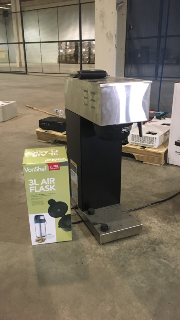 BUNN VPR-ARS Commercial Coffee Maker with 3L Dispenser