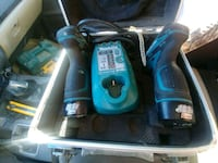 Makita 10.8 volt drill and impact Toronto