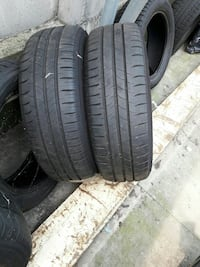 4 gomme Michelin 205/65/15 7141 km
