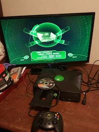 X box 2 control s one game