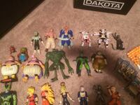 Dragonball z figures