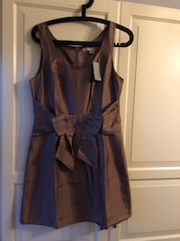 100% silk dress in Medium