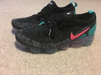 Nike Air Vapormax Brand New!!!!  Only Size 9 1/2 left !!!!! 67 km