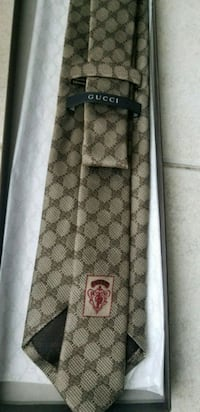 Gucci Tie  White Rock