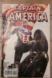 Captain America #34 1st Appearance of Bucky as Cap Mississauga, L5N 7V4
