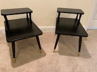 SALE , pair of mid century modern tables. Price is for both Reading, 19607