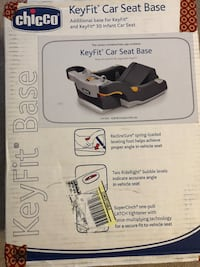 Keyfit Car Seat Base by Chicco