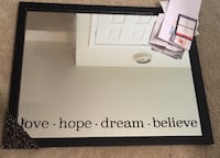 Cute quote mirror Alexandria, 22314