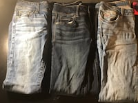 American eagle and hollister jeans Hagerstown, 21740