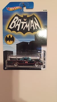 Hot wheels batman batmobile scale model Toronto, M3K 1H4