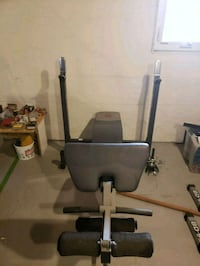 black and gray exercise equipment Weymouth, 02189
