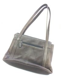 Brown leather handbag by tig. two Bryans Road, 20616