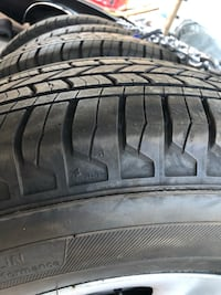 Michelin tires  1929 mi