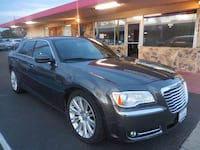 2013 Chrysler 300 4D Sedan Fremont