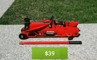 2.5 ton Hydraulic Floor Jack *Delivery Available* Hamilton, L9H 5N7
