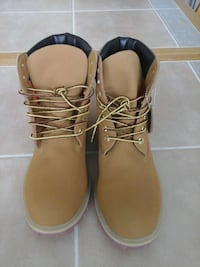 brand  new  timberland  boots  size 11 $125  OBO Silver Spring, 20902