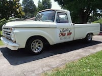 Ford - f100 - 1966,Shop truck Fort Oglethorpe