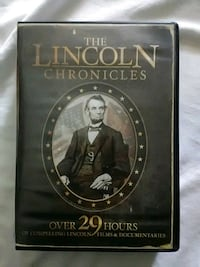 The Lincoln Chronicles DVD collection Houston, 77077