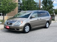 2008 Honda Odyssey EX - GOLD - CLEAN - 164KM - NO ACCIDENTS Brampton