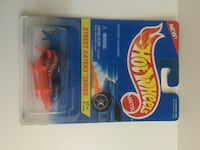 Hot Wheels Street Eaters Series die-cast scale model with pack