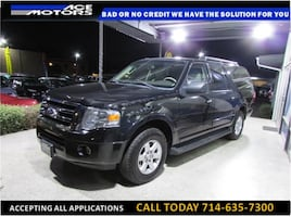 2014 Ford Expedition EL XLT Sport Utility 4D